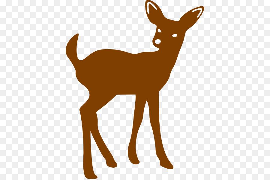 Deer Wildlife png download.