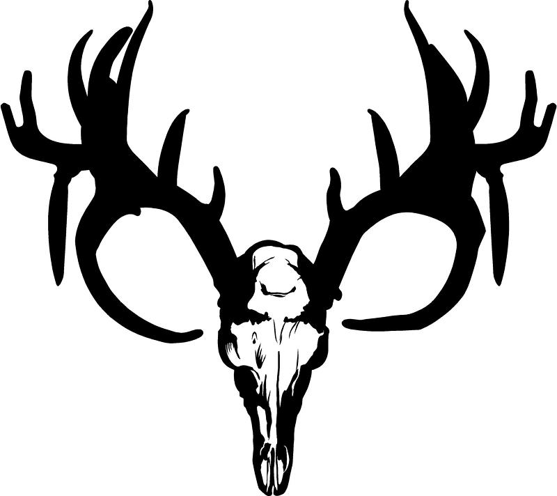 Free Deer Skull Clipart, Download Free Clip Art, Free Clip.