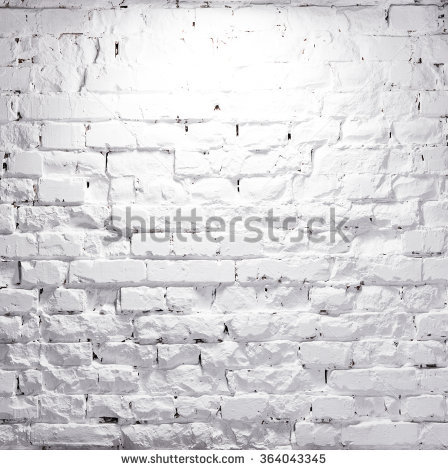 Whitewashed Wall Stock Photos, Royalty.