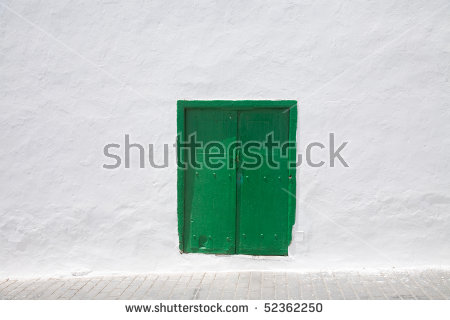 Whitewashed wall clipart #14