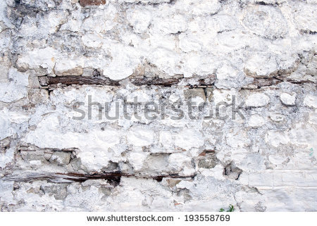 Whitewashed wall clipart #3