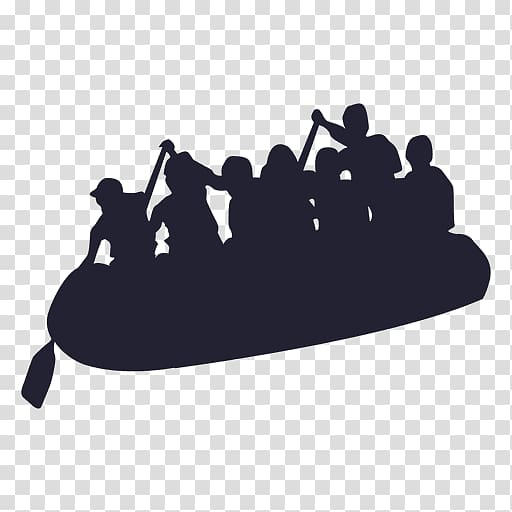 Rafting Boat Computer Icons , river transparent background.