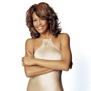 Whitney houston clipart.