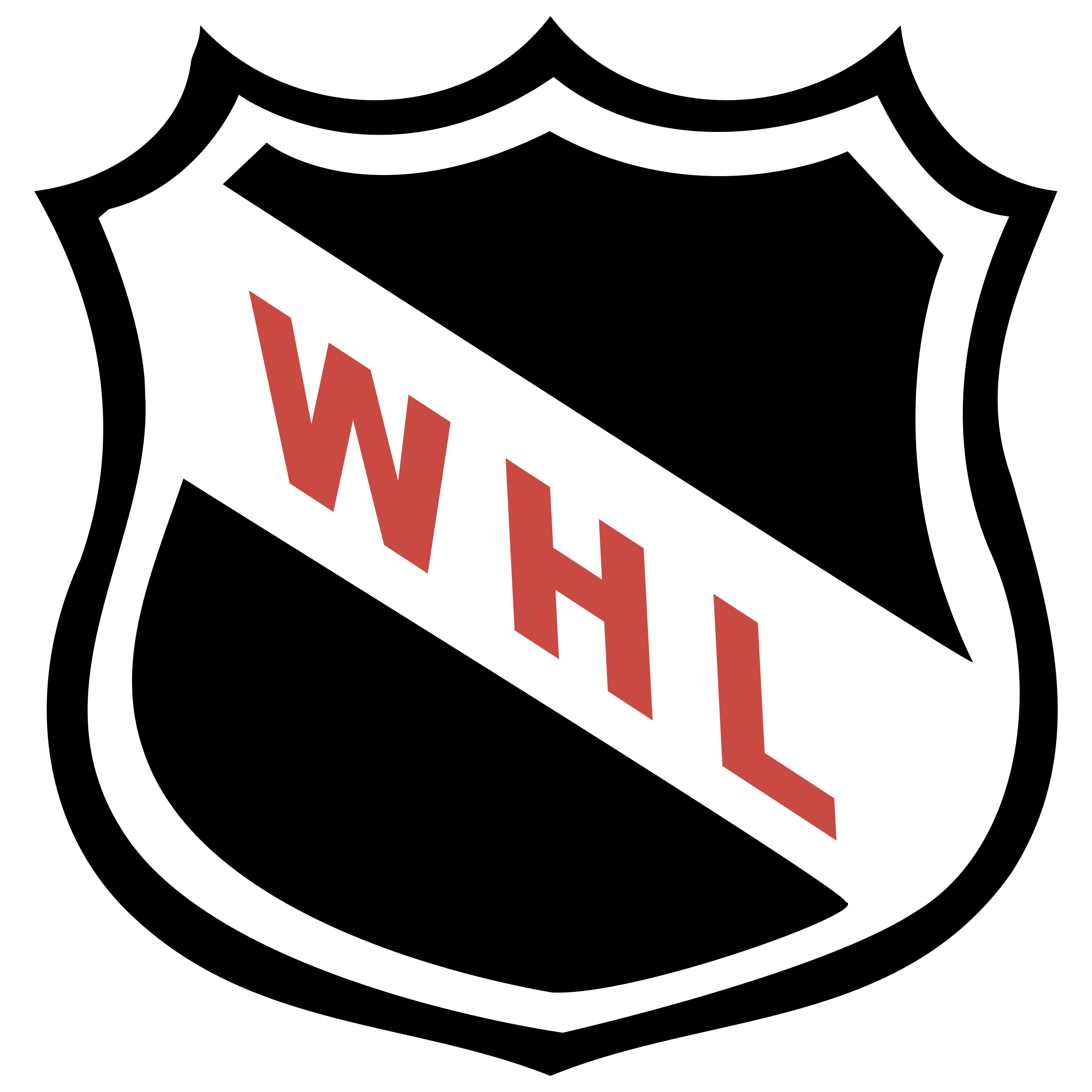 WHL Logo PNG Transparent & SVG Vector.