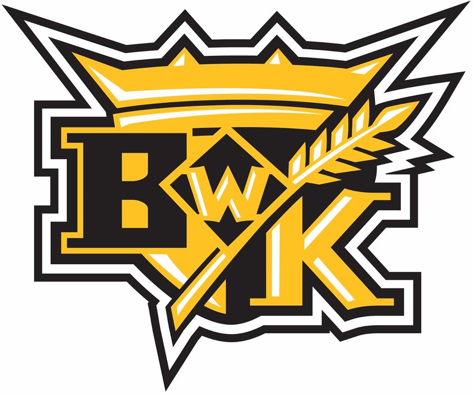 Brandon Wheat Kings Secondary Logo.