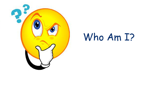 Who am i clipart » Clipart Station.