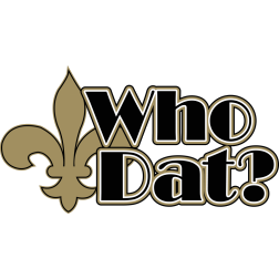 who dat.