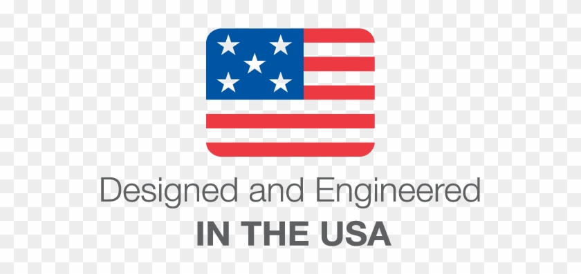 Usa Designed And Engineered.