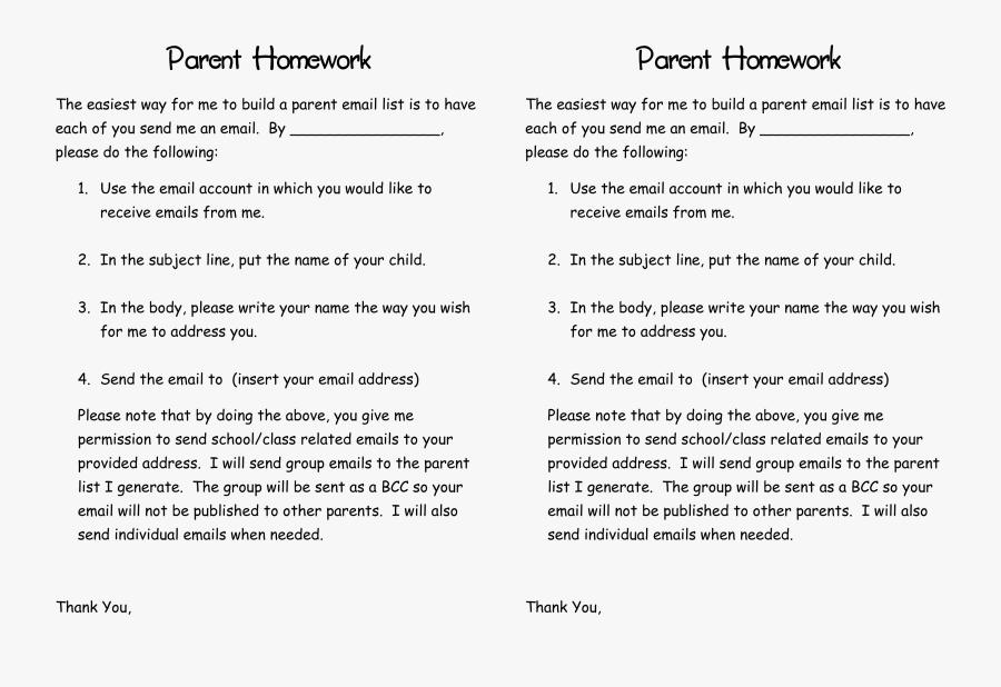 Conference Clipart Parent Contact.