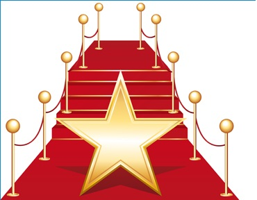 Famous Star Clipart.