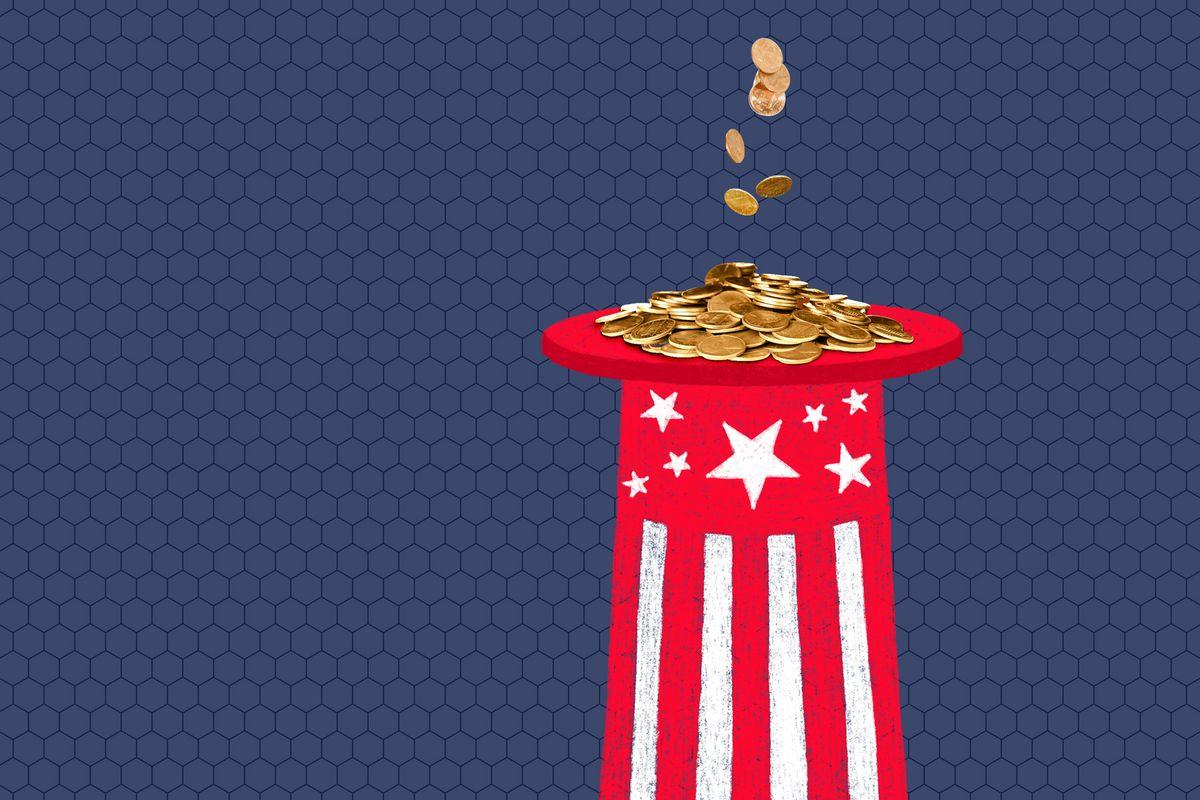 Elizabeth Warren and Bernie Sanders have made wealth a big.