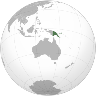 Independent State of Papua New Guinea.