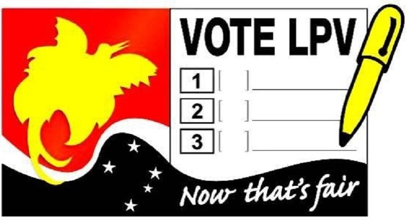 Understanding the Limited Preferential Voting system.