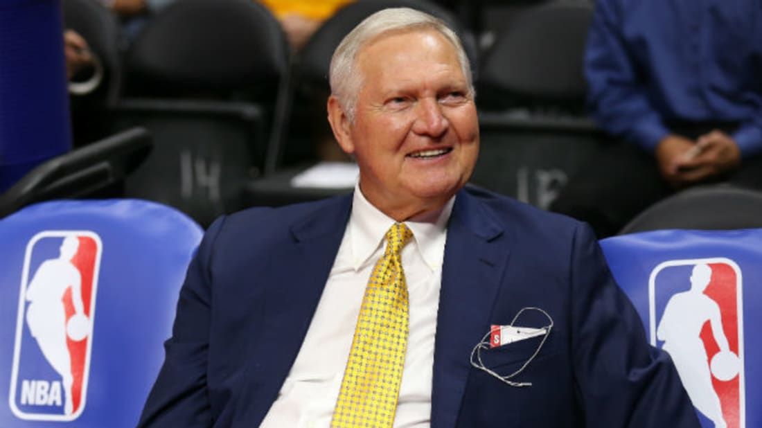 Does Jerry West Get Royalties For Being the NBA Logo.
