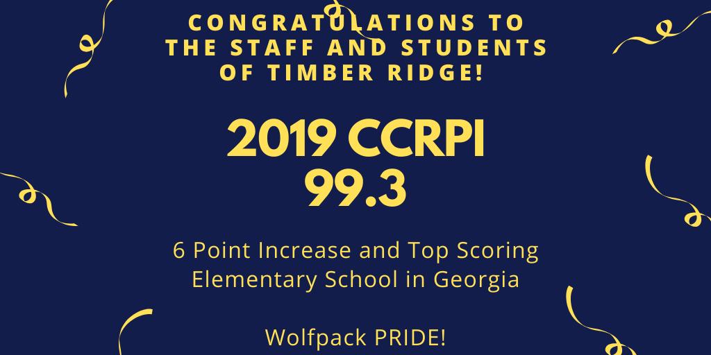 Timber Ridge Elementary School.