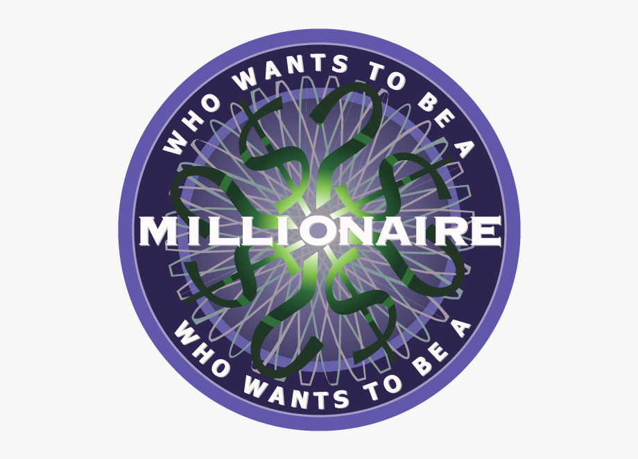 Who Wants To Be A Millionaire Vector Logo.