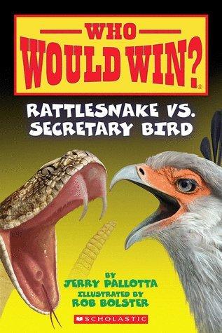 Who Would Win? Rattlesnake VS. Secretary Bird.