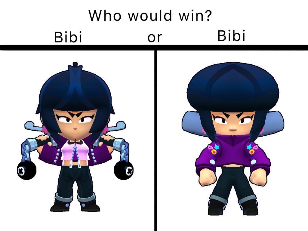 Who would win? : Brawlstars.