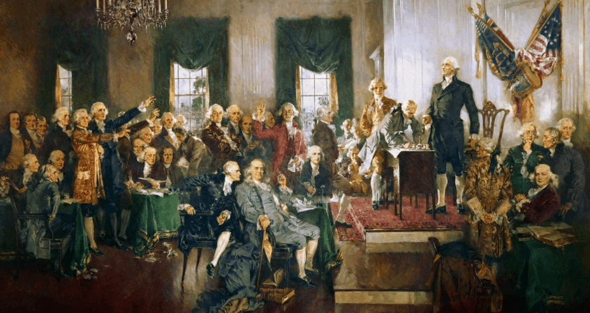 Who Wrote The Constitution? A Primer On The Constitutional Convention.