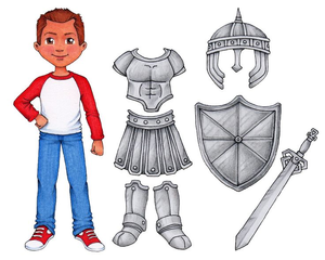 Whole Armor Of God Lds Clipart.