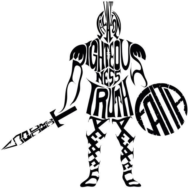 Armour Of God Clipart.