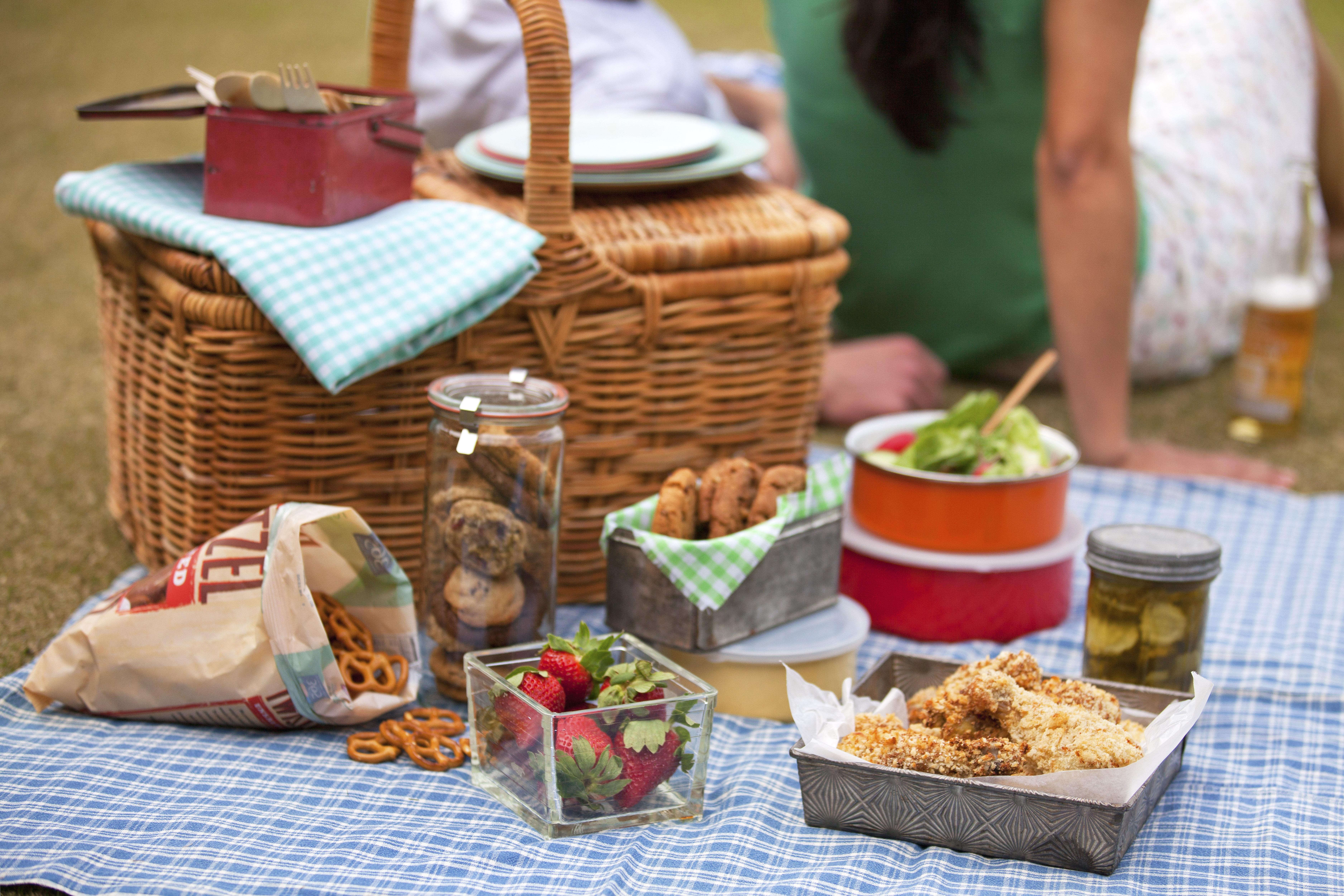 Summer Foods Checklist.
