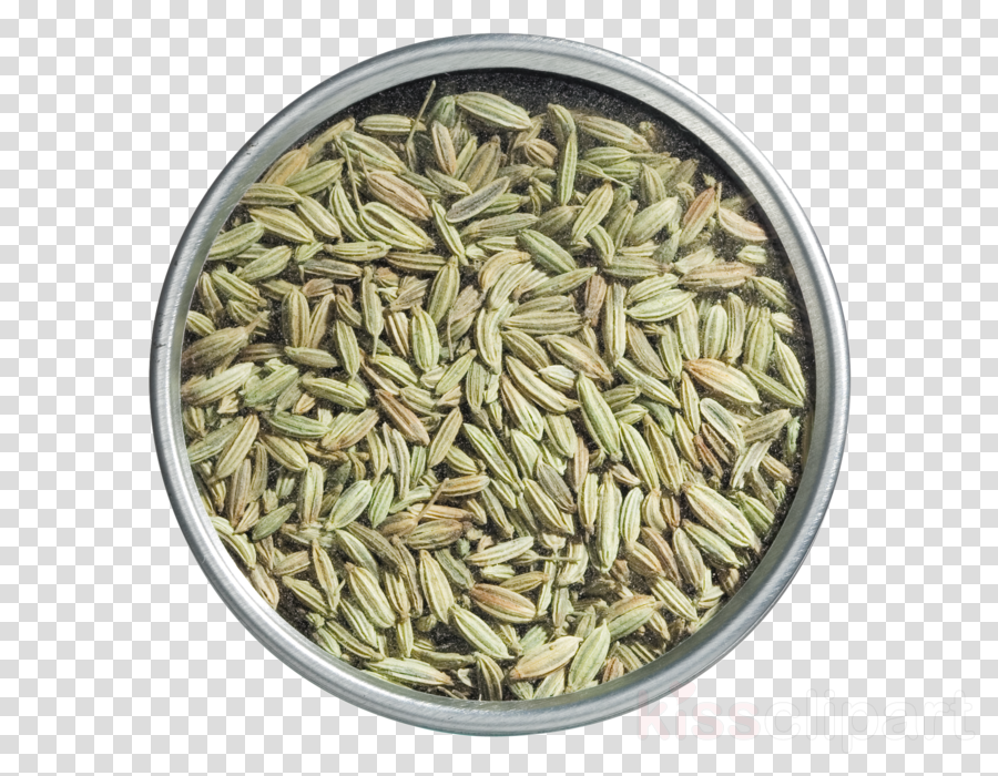 plant whole grain seed food cumin clipart.
