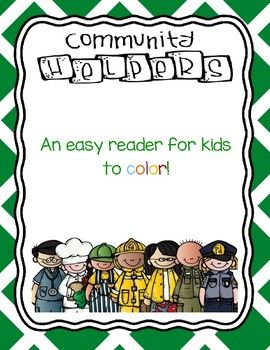 Booklet includes black and white clip art for students to.