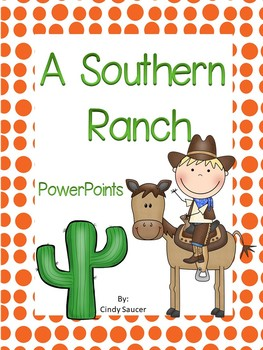Reading Street, A Southern Ranch, Whole Group and TIER Groups PowerPoints.