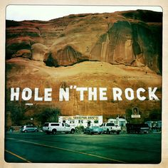 lds hole in the rock.