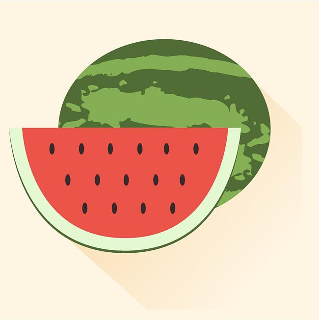 Fresh Watermelon, Whole Watermelon, Black Melon Seeds, Watermelon.