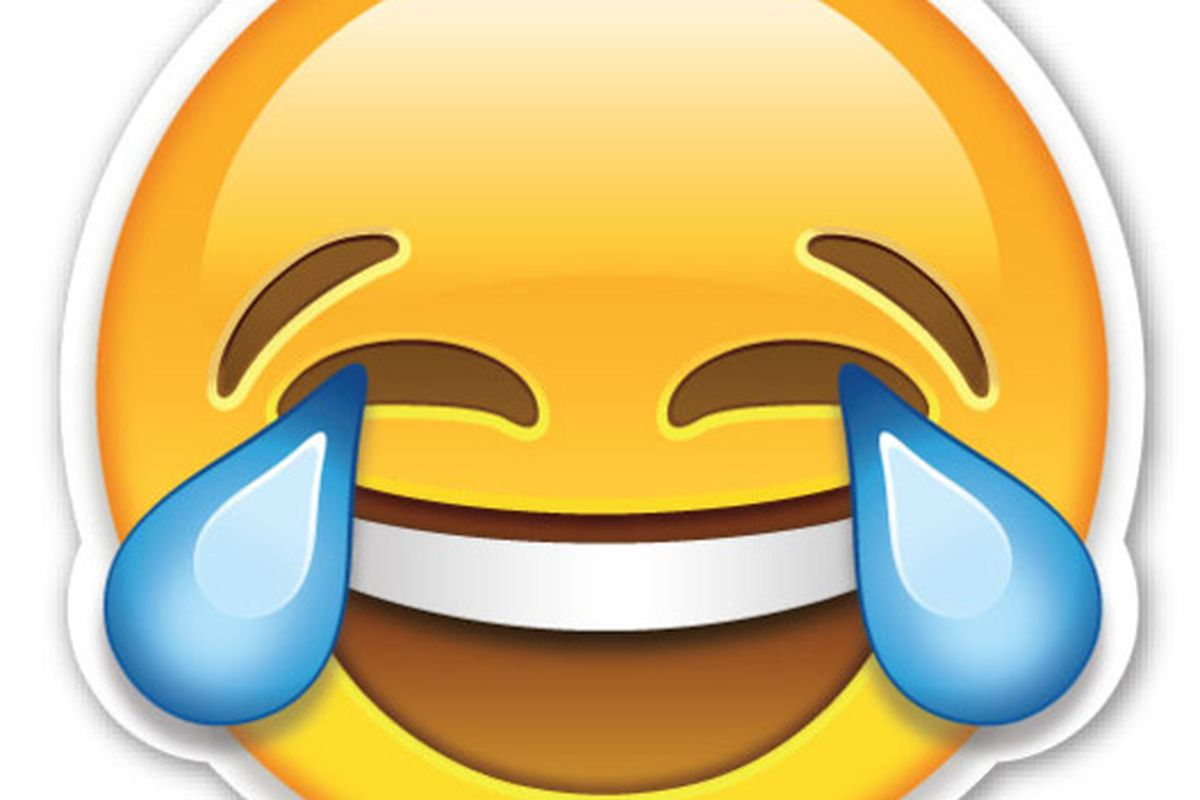 The Oxford Dictionaries\' word of the year is an emoji.