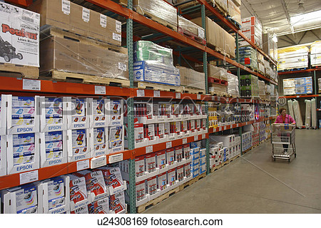 inventory management at costco