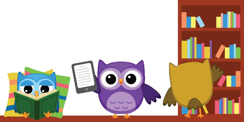 Whooo\'s Reading.