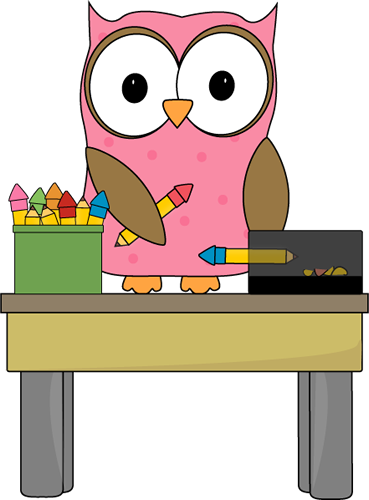 Owl Pencil Monitor.