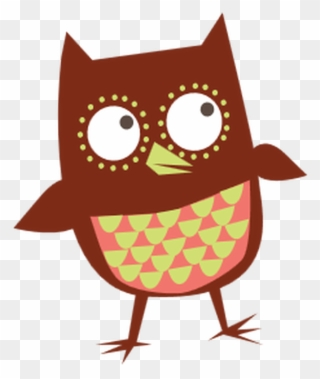 Free PNG Owls Reading Clip Art Download.
