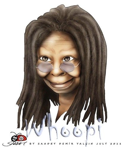 17 Best images about Whoopi Goldberg on Pinterest.