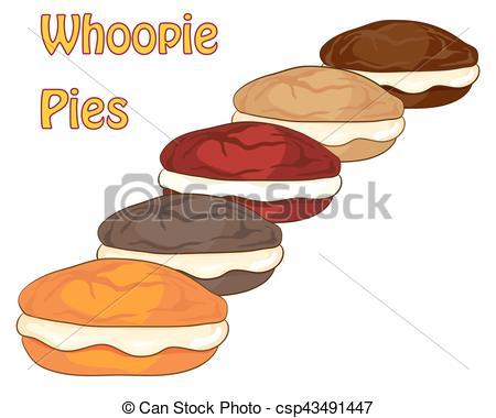 whoopie pies.