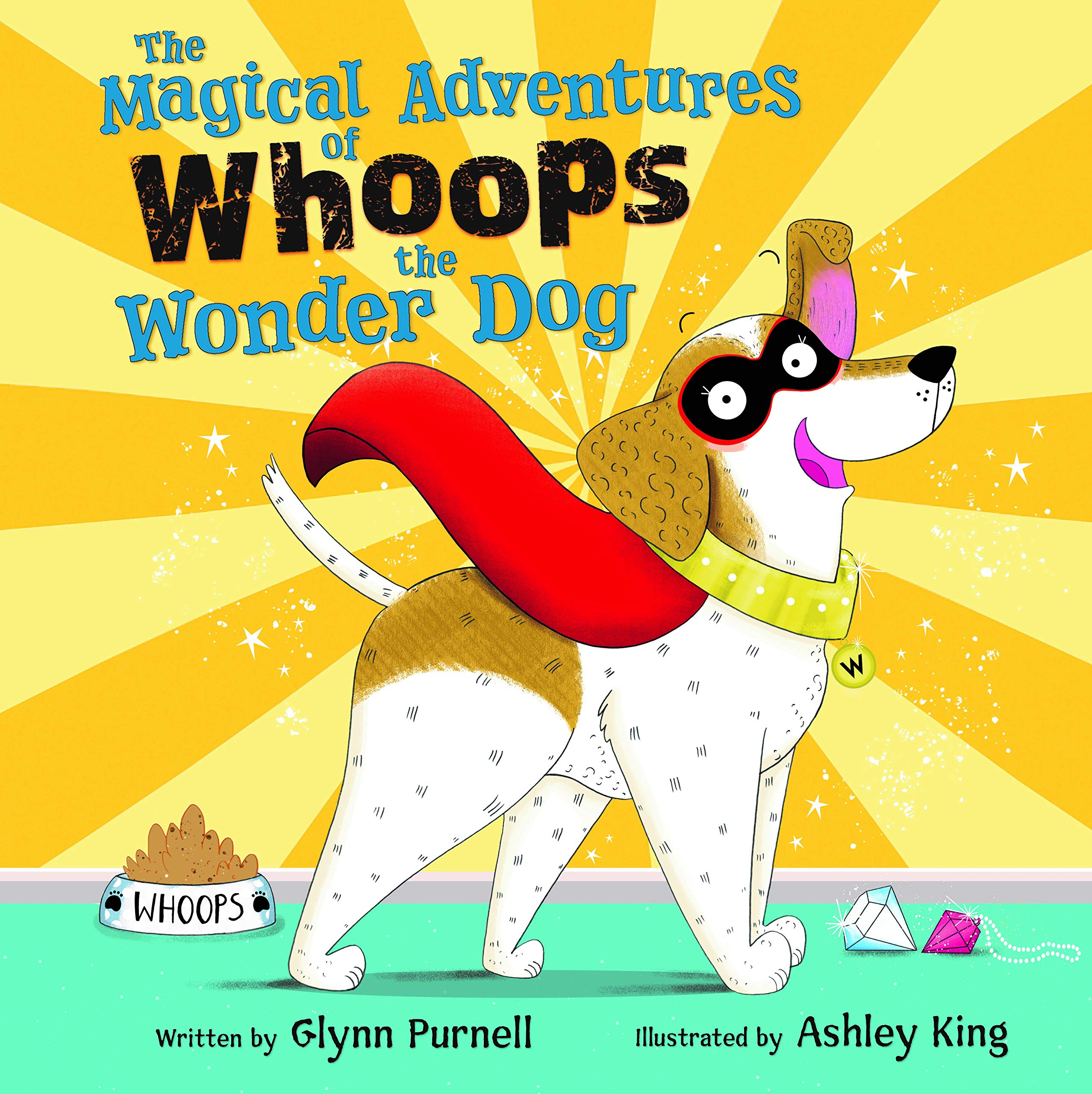 The Magical Adventures of Whoops the Wonder Dog: Amazon.co.