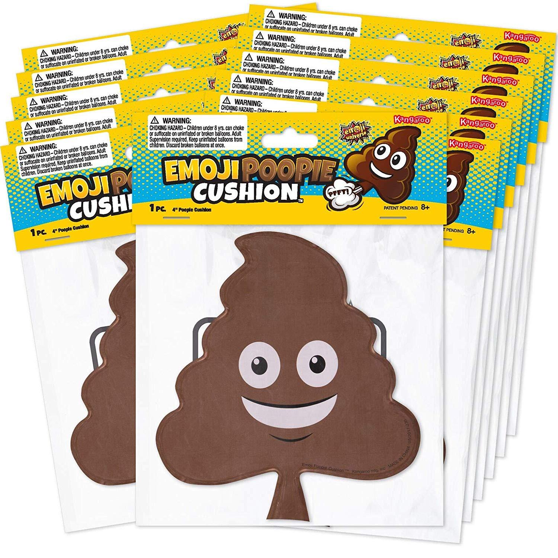 Amazon.com: OIG Brands Emoji Whoopie Cushion Pranks for Kids.