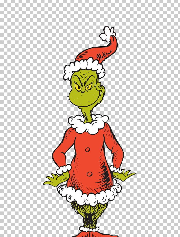How The Grinch Stole Christmas! Santa Claus Cindy Lou Who Whoville.