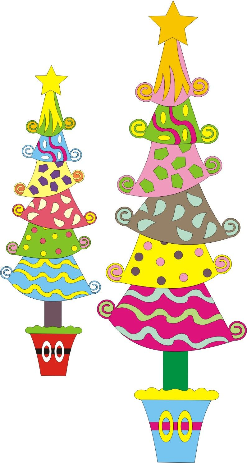 Whoville Tree Clipart & Whoville Tree.