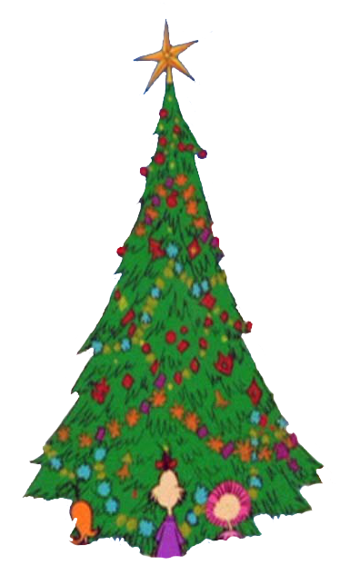 Whoville Tree Png & Free Whoville Tree.png Transparent Images #12270.