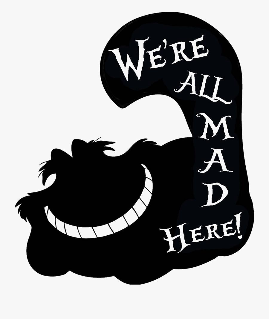 Transparent Alice In Wonderland Clipart.