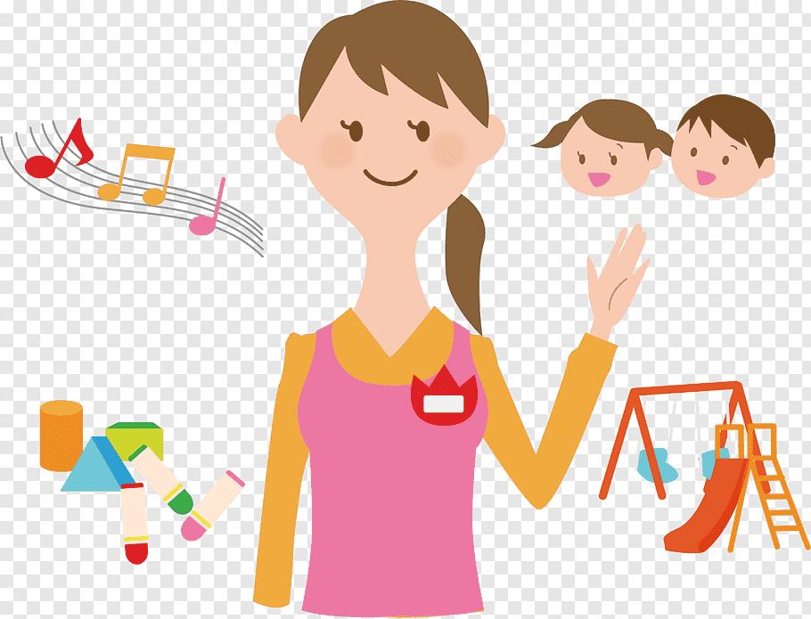 Jardin d\'enfants Kindergarten Teacher Childcare Worker Job.