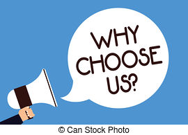 Why choose us Clipart and Stock Illustrations. 15 Why choose.