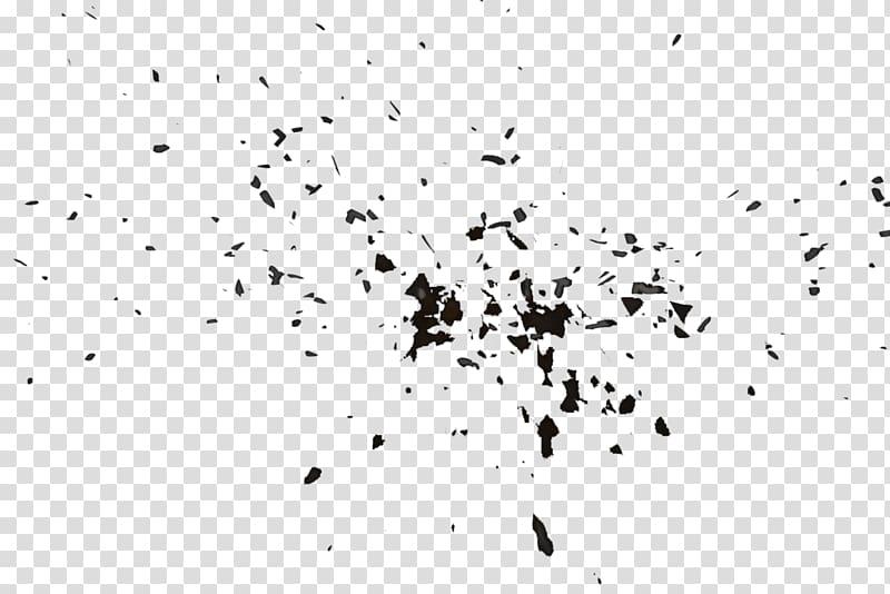 Particle shop plugin, particles transparent background PNG.