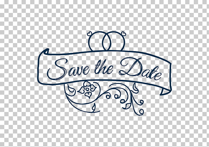 Wedding Save the date , wedding , black save the date border.