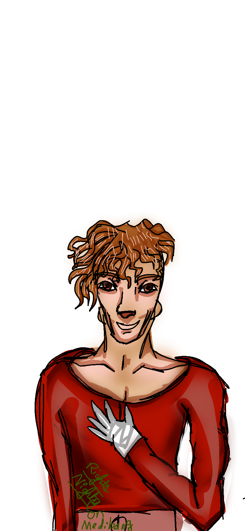 Jack Avery (Why Don\'t We) fanart for a friend.