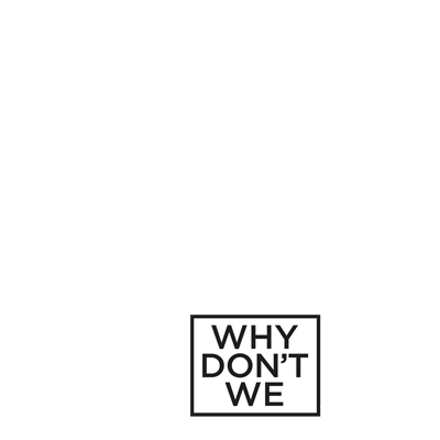 WHY DONT WE LOGO.